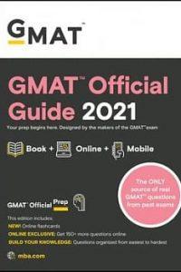 GMAT Official Guide 2021 Bundle, Books + Online Question Bank: Books + Online Question Bank